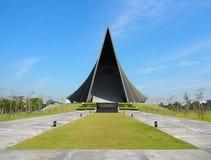 Prince Mahidol Hall at Mahidol University, Thailand. Stock Images