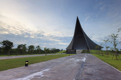 Prince Mahidol Hall. Stock Photo
