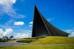 Prince Mahidol Hall Side View Stock Photography