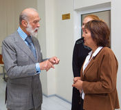 PRINCE MICHAEL OF KENT Photos libres de droits