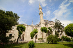 Prince Mosque in Istanbul Royalty Free Stock Photo