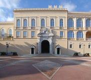 Prince Palace Monaco Stock Photo