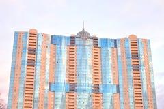 Prince résidentiel Alexander Nevsky de gratte-ciel Image libre de droits