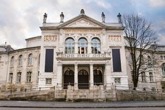 Prince Regent Theatre. Prinzregententheater, theatre and opera house in Munich, Germany Stock Photography
