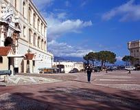 Prince Reiniers Palace, Monte Carlo. Stock Photography