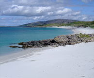 Prince's Bay on Eriskay Royalty Free Stock Photos