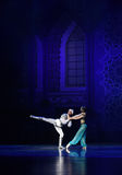 """The prince's dreams- ballet """"One Thousand and One Nights"""" Stock Photos"""