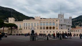 Prince's Palace in Monaco Stock Photo