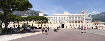 Prince's Palace of Monaco Stock Photos