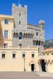 Prince's Palace of Monaco Royalty Free Stock Photography