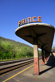 Prince station Stock Photos