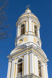 Prince Vladimir Cathedral in the center of St. Petersburg royalty free stock image