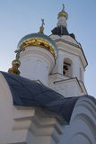 Prince Vladimir's Church in the city of Irkutsk Royalty Free Stock Images