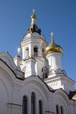 Prince Vladimir's Church in the city of Irkutsk Stock Images