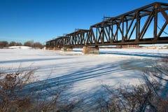 Prince of Wales Bridge, Ottawa Royalty Free Stock Photography