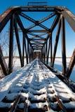 Prince of Wales Bridge, Ottawa Stock Images