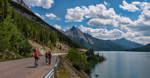 Prince of Wales Hotel in Waterton Lakes Stock Photo