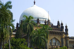 Prince of Wales Museum in the city of Mumbai Stock Images
