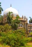 Prince of Wales Museum, Mumbai, India. Central dome of the Chhatrapati Shivaji Maharaj Vastu Sangrahalaya (Formerly know as the Prince of Wales Museum), Mumbai stock photos