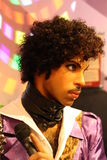 Prince wax figure Stock Photos