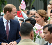 Prince William Royalty Free Stock Photos