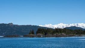 Prince William Sound Image libre de droits