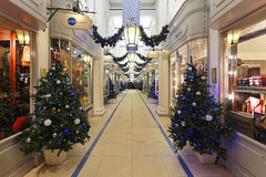 Princes Arcade Stock Photography