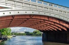 Princes Bridge à Melbourne Photographie stock libre de droits