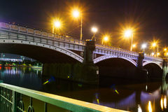 Princes Bridge Royalty Free Stock Image