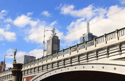 Princes Bridge, Melbourne Royalty Free Stock Photos