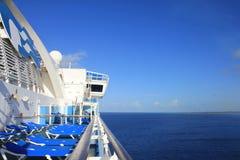 Princes Cruises ship Royalty Free Stock Image