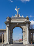 Princes Gates Entrance to Canadian National Exhibition Stock Image
