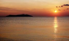 Princes Islands (Kinali Ada) Royalty Free Stock Photo