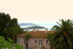 Princes islands Marmara sea Turkey Stock Photos