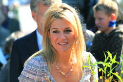 Princes Maxima Zorreguieta Stock Photos