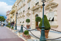 Princes Palace of Monaco,France Stock Photography