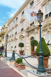 Princes Palace of Monaco,France Royalty Free Stock Image