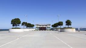 Princes Pier in Port Melbourne royalty free stock photos