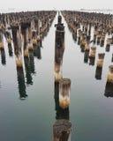 Princes Pier, Melbourne photographie stock