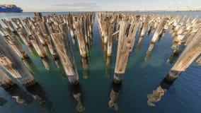 Princes Pier, Melbourne, Australia Royalty Free Stock Image
