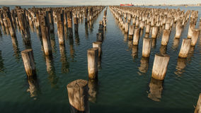 Princes Pier, Melbourne, Australia Stock Photography