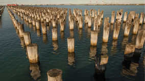 Princes Pier, Melbourne, Australia Royalty Free Stock Photography