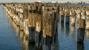 Princes Pier, Melbourne, Australia Stock Photos