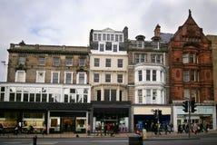 Princes Street Image libre de droits