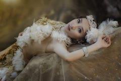 Princesa fotografia de stock