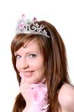 Princesa adolescente Fotografía de archivo libre de regalías