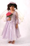 Princesa Anjo foto de stock royalty free