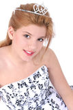Princesa bonita Imagens de Stock Royalty Free