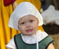 Princesa campesina 1 Imagen de archivo libre de regalías