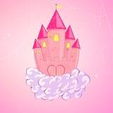 Princesa Castle Foto de archivo libre de regalías